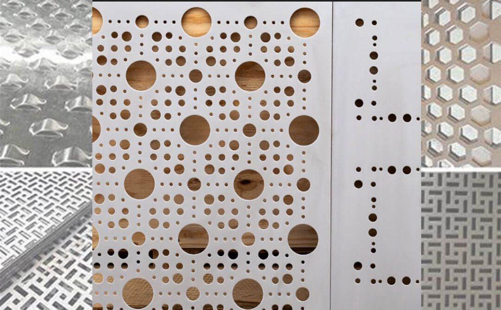 مراحل انتخاب سیستم نما دوپوسته فلزی